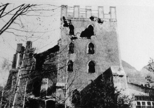 La battaglia del Castello di Itter.