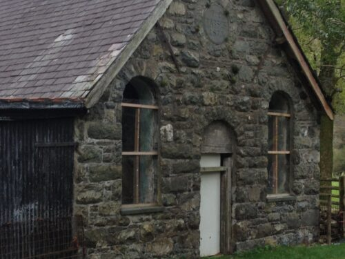 Le chiese gallesi: simboli di ribellione.