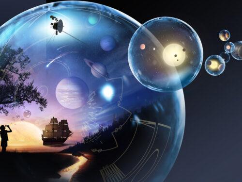 Il mondo in una bolla