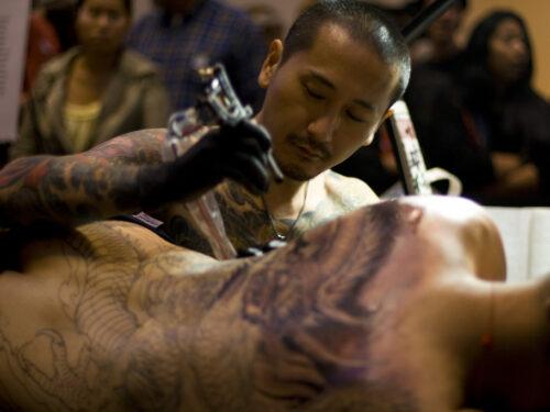 Tatuaggi in Giappone, tra legalità e tradizione