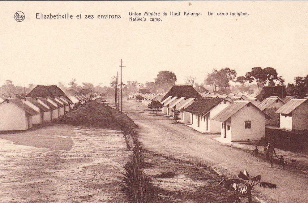 Villaggio minatori